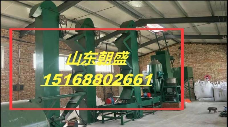 河北沧州覆膜砂成套设备