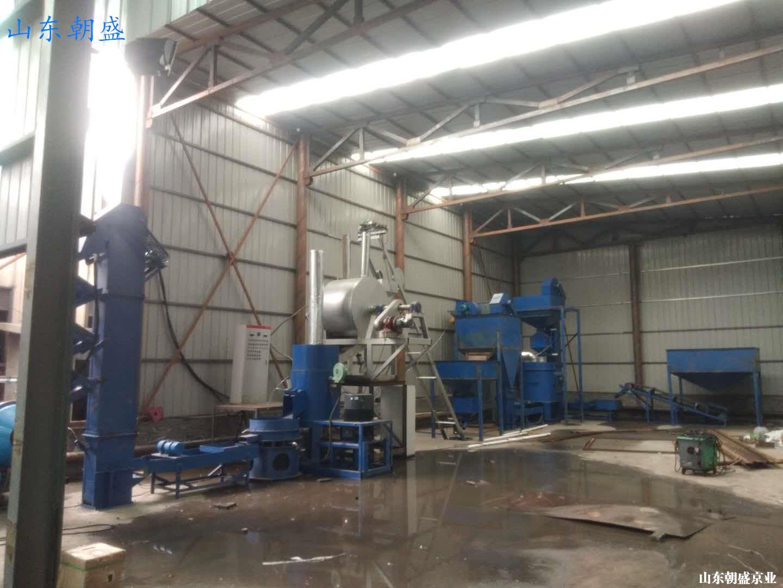 覆膜砂机械法再生成套设备