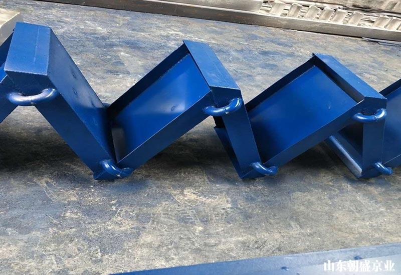 铸造砂专用滑板降温提升机