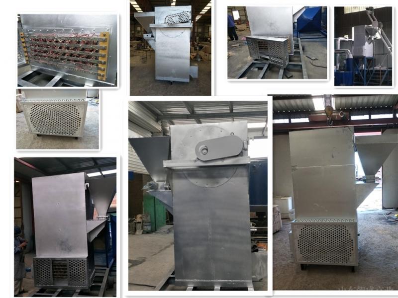 铸造砂专用覆膜砂加热炉
