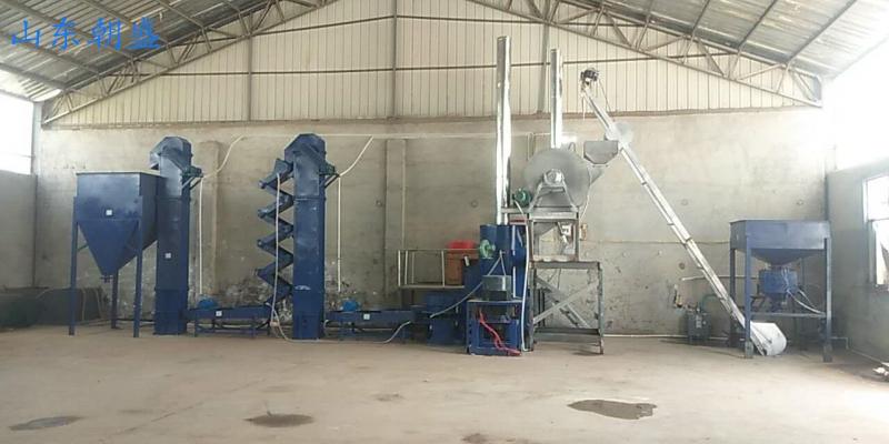 铸造砂专用高强度覆膜砂设备
